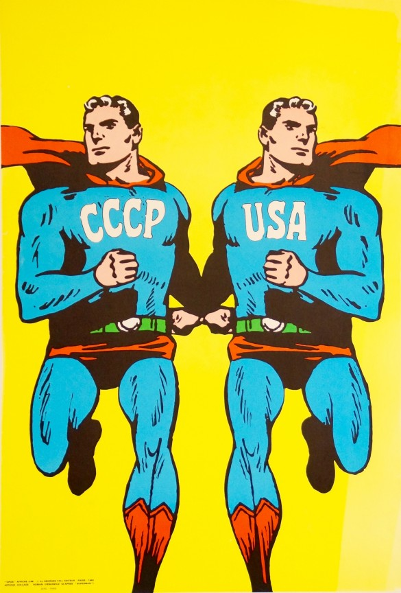 marvel cccp usa superman