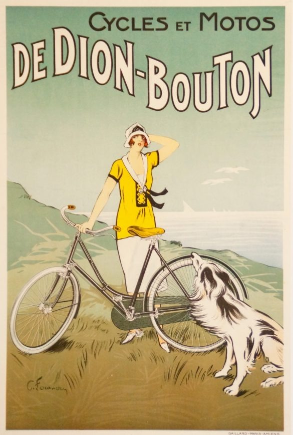 cycle de dio Bouton Fournery