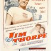 affiche de cinema Jim Thorpe