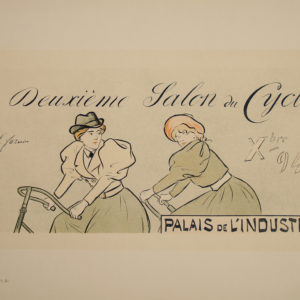 Salon du cycle: Palais de l'industrie