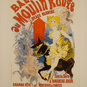 Bal au Moulin Rouge, Place Blanche