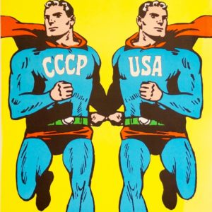 Superman CCCP- USA