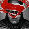 Batman Vs superman (version batman) 120x160