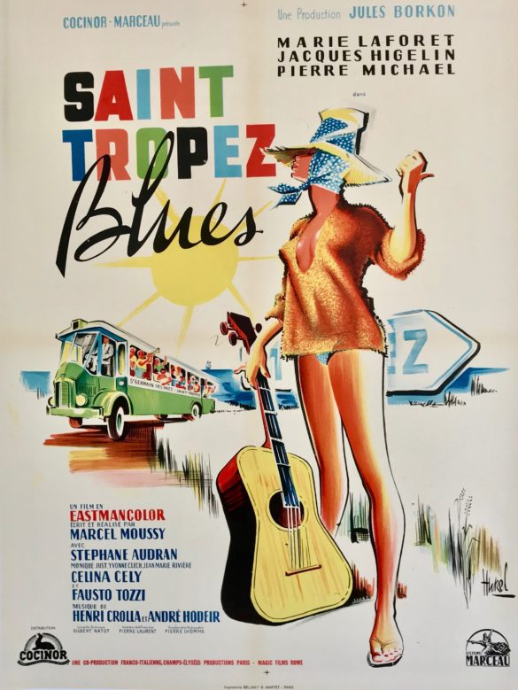 st tropez blues