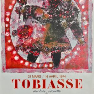 Tobiasse, Oeuvres récentes