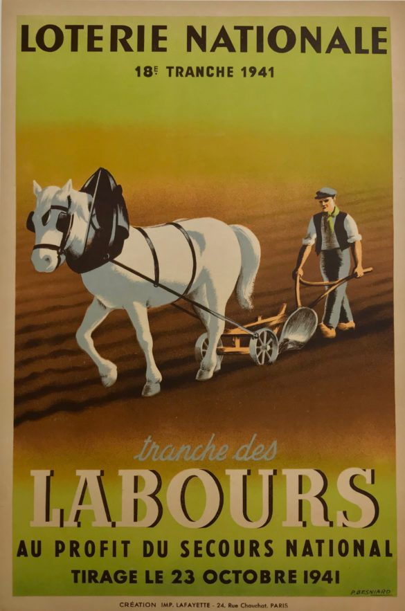 Loterie national les labours